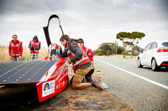 Solar Team Twente : Red One